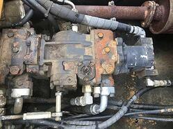 ③油圧ポンプとギヤポンプ